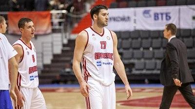 Баскетболисты «Спартака»