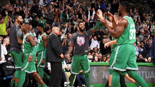 «Бостон» одержал 10-ю победу кряду