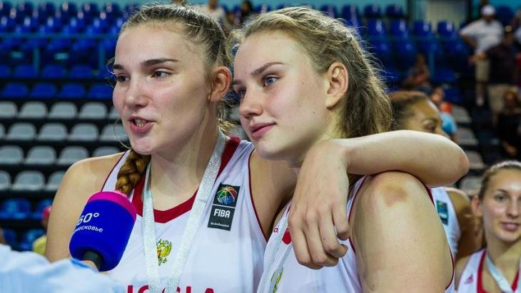 Мария Вадеева и Раиса Мусина