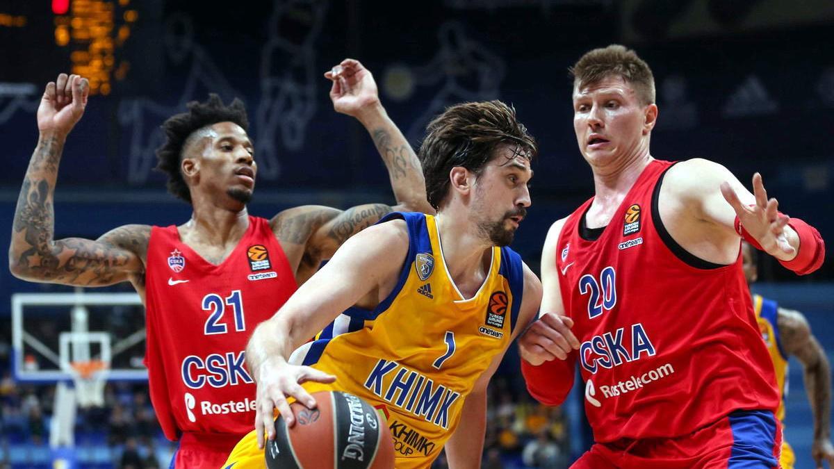 Алексей Швед набрал 36 очков, но его команда уступила и завершила борьбу