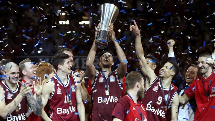 Баскетболисты «Баварии»