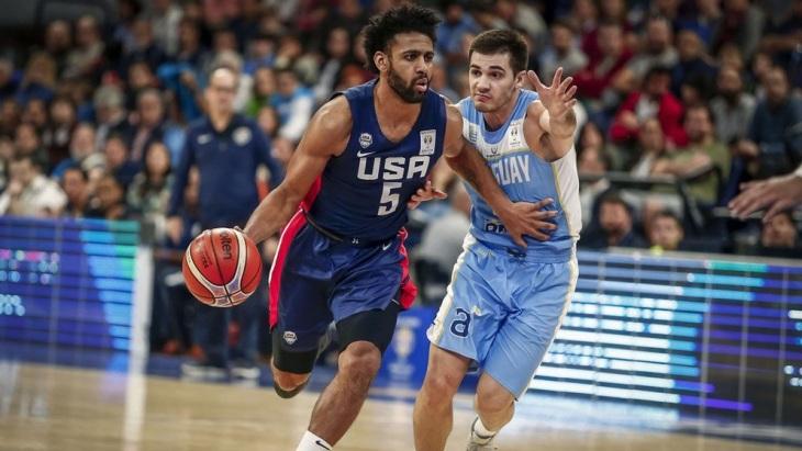 Американцы обыграли Уругвай