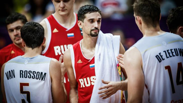 Российская сборная будет готовиться к Кубку мира