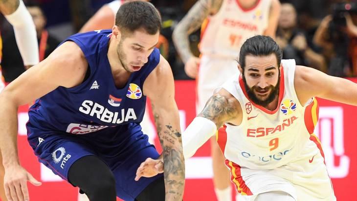 Испания — Сербия