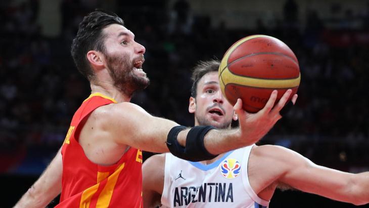 Аргентина — Испания