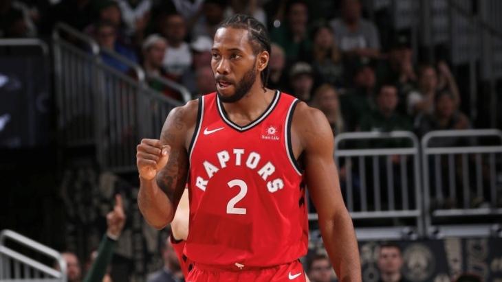 «Торонто» — действующий чемпион НБА