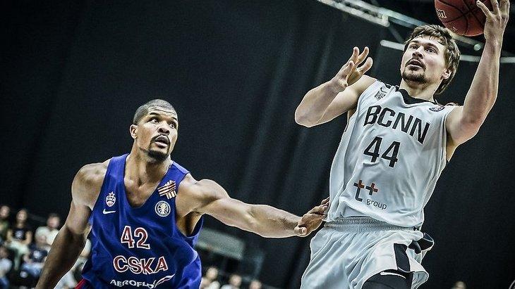 «Нижний Новгород» — ЦСКА