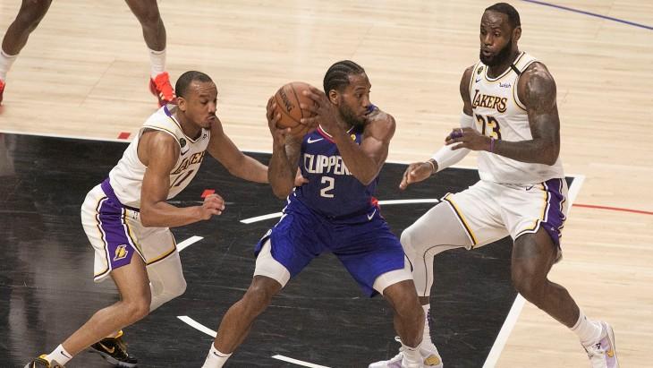 Матч НБА
