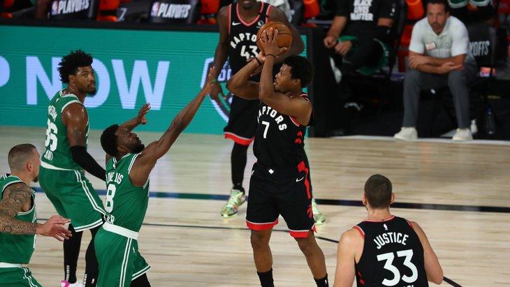 «Бостон» и «Торонто» проведут седьмой матч