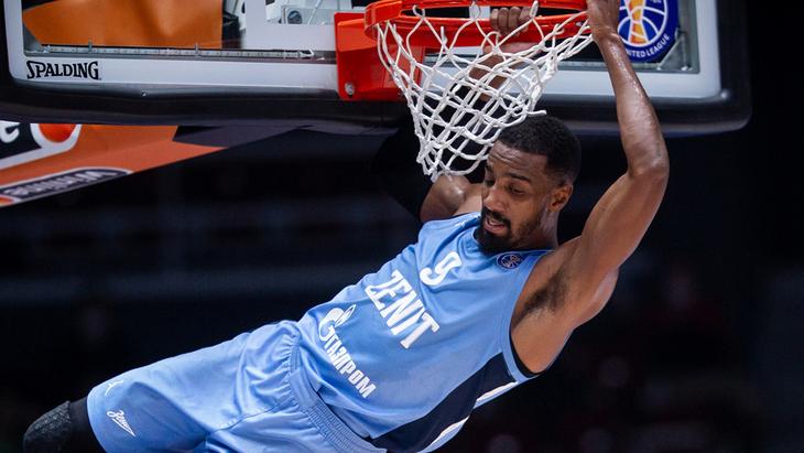 Баскетболист «Зенита»