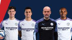 «Манчестер Сити» и «Марафонбет»