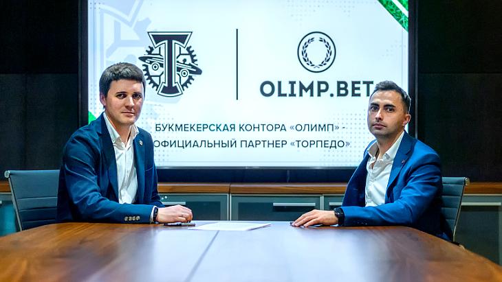 Денис Маслов и Константин Гусев