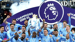«Манчестер Сити» выиграл предыдущий сезон АПЛ