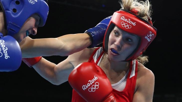 Бокс на Олимпиаде