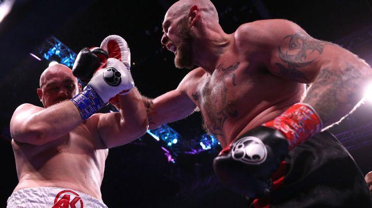 Хелениус нанес Ковнацки первое поражение в карьере