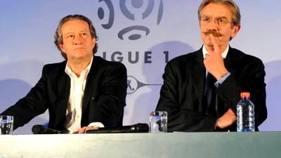 Фредерик Тирье (справа)