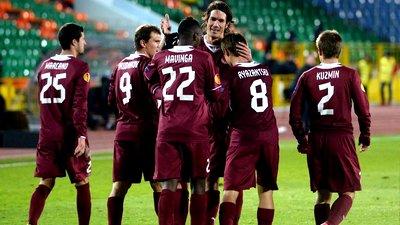 «Рубин» досрочно вышел в плей-офф Лиги Европы