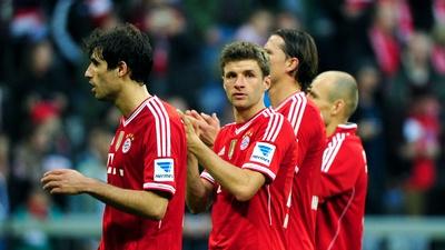 «Бавария» выиграла очередной матч в Бундеслиге