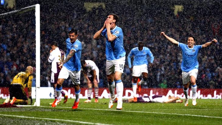 «Манчестер Сити» уверенно движется навстречу чемпионскому титулe