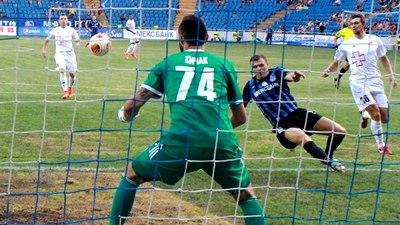 «Черноморец» в атаке