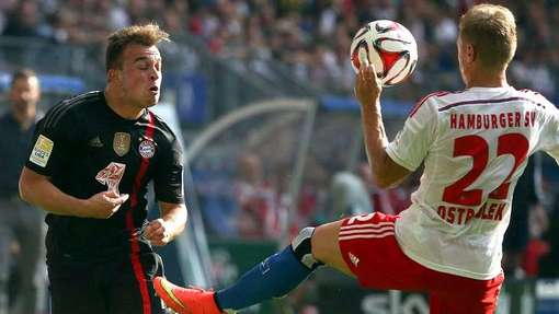 «Гамбург» попробует остановить «Баварию»