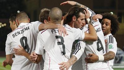 «Реал» на клубном чемпионате мира