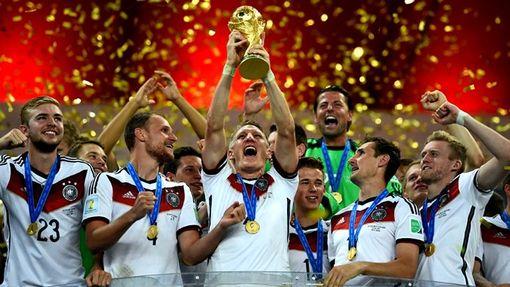 Сборная Германии — чемпион мира