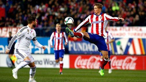 Фернандо Торрес не забил, но «Атлетико» все равно выиграл у «Реала»