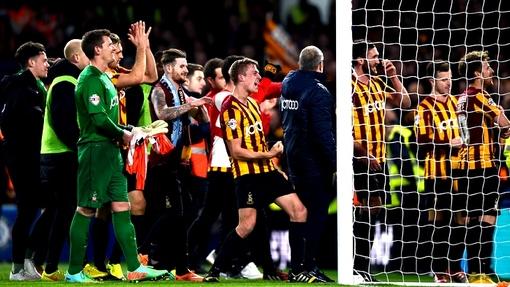 «Брэдфорд» выбил «Челси» из Кубка Англии