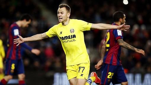Денис Черышев уже забивал «Барселоне» в этом сезоне