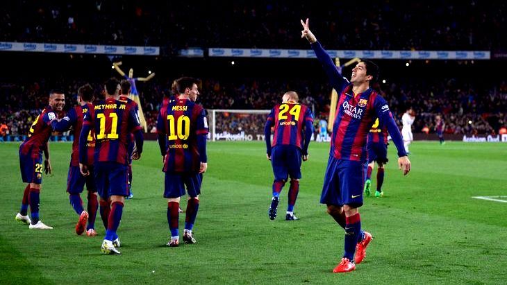 «Барселона» взяла реванш у «Реала»