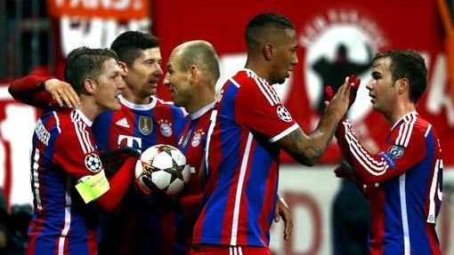 «Бавария» снова стала лучшей командой Германии