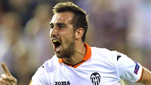 Пако Алькасер вывел «Валенсию» в Лигу чемпионов