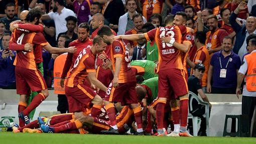 Футболисты «Галатасарая»