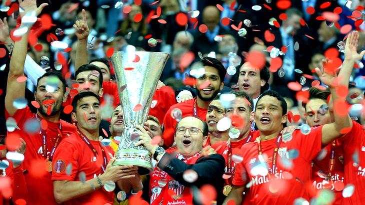 «Севилья» — победитель Лиги Европы сезона-2014/2015