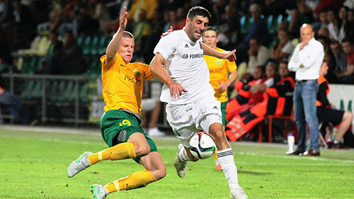 «Жилина» оставила «Ворсклу» за бортом Лиги Европы