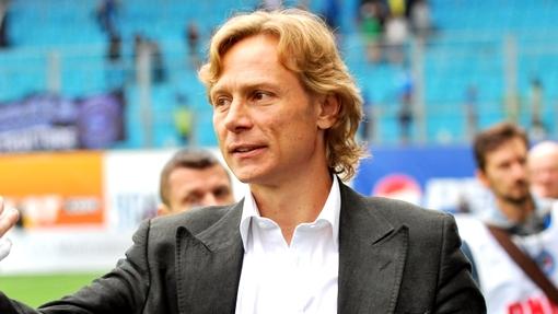 Валерий Карпин — главный тренер армавирского «Торпедо»