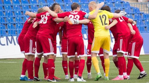 Футболисты «СКА-Энергии»