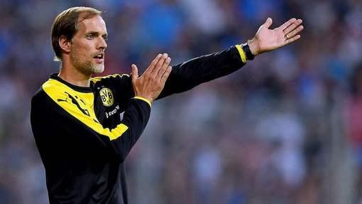 Тухель все еще строит новый «Дортмунд»