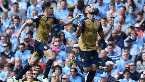 «Арсенал» сохранил за собой третье место