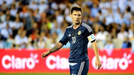 Лионель Месси — главная звезда Кубка Америки-2016copa-america latin-america