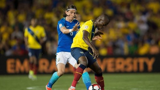 Бразилия и Эквадор голов не забили