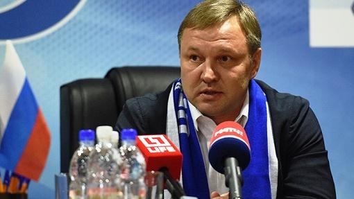 Новый главный тренер «Динамо» Юрий Калитвенцев