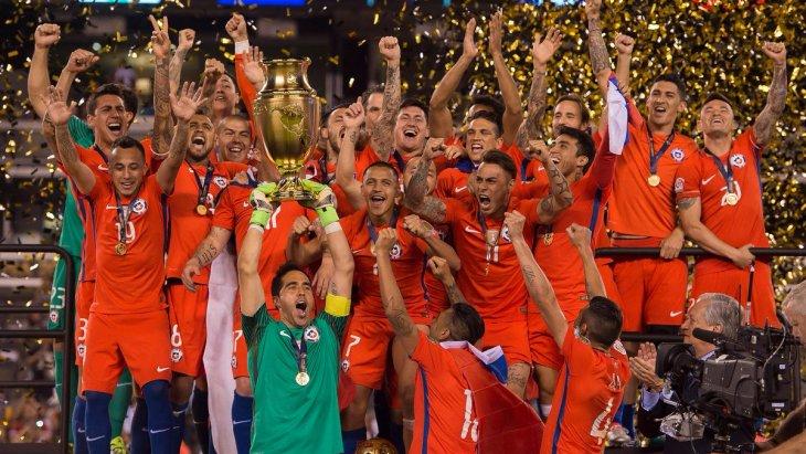 Победители Кубка Америки