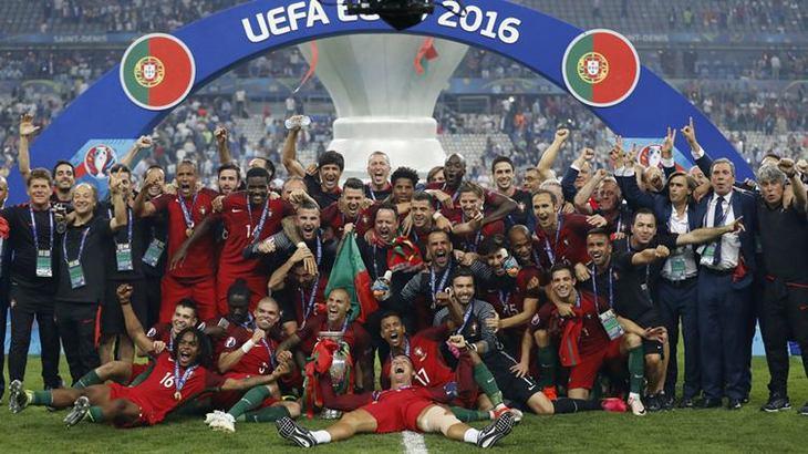 Португалия покончила с неудачами на крупных турнирах