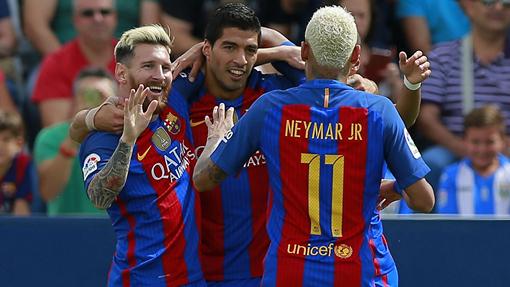 Футболисты «Барселоны»