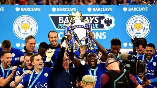 «Лестер» — сенсационный чемпион Англии сезона-2015/2016