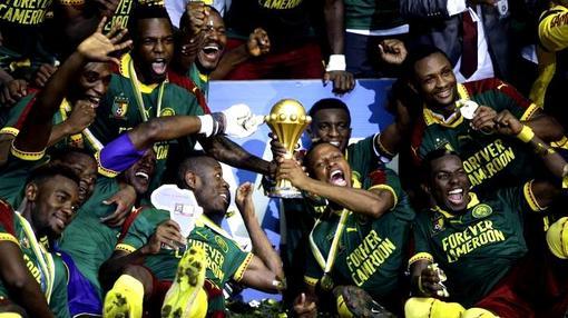 Сборная Камеруна выиграла Кубок Африки-2017