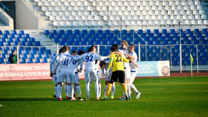«Волгарь» разгромил «Краснодар-2»