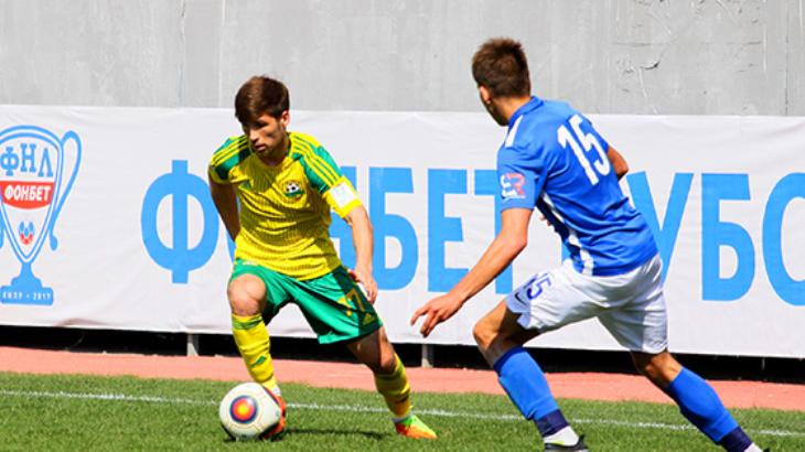 «Кубань» уступила петербургскому «Динамо»
